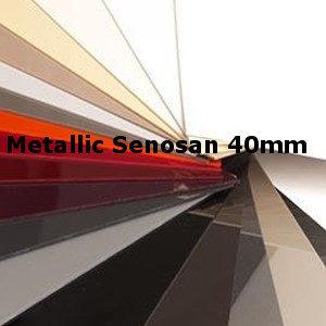 D) Metallic Senosan 40mm