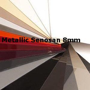 A) Metallic Senosan 8mm